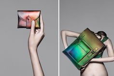 the-unseen-creates-colour-changing-responsive-accessories-for-selfridges #fashion #colour