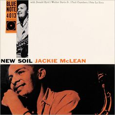 Jackie McLean, Blue Note 4013 jazz album cover