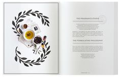 3.dieline_thymes_catalog.jpg #catalog #print #design #layout #editorial