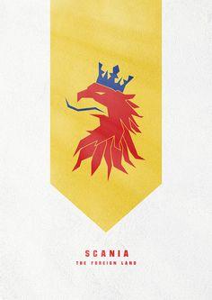 Scania #sverige #sweden #poster #scania