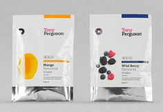 Crit* Tony Ferguson The Dieline #packaging #fruits