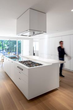 White House in Toronto / Cindy Rendely Architexture