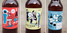 Partizan Brewery #packaging #beer