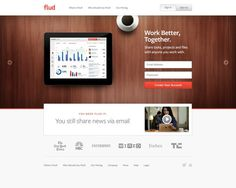 FLUD / REBRAND & PRODUCT LAUNCH #website #design #web #ui