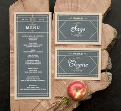 Graphic Exchange: a selection of graphic projects #layout #card #menu