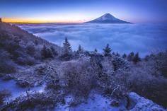 Takahiro Hosoe Captures The Beauty of Japan in Winter