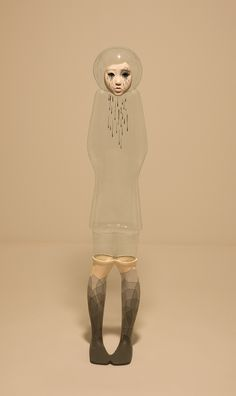 "On View: Yu Jinyoung's ""I'm OK"" at Galleria Patricia Armocida 