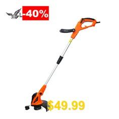 LANNERET #550W #AC #Electric #Grass #Trimmer #Hand #Cleaner #Grass #Cutter #Machine #Line #Trimmer