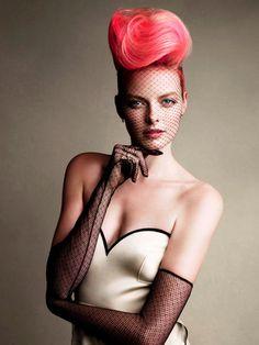 Victor Demarchelier for Vogue Australia #fashion #photography #portrait