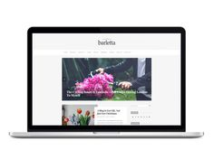 Barletta : Simple Blogging Wordpress Theme