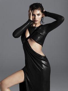Alyssa Miller by Hong Jang Hyun for Singles Korea #model #girl #photography #portrait #fashion