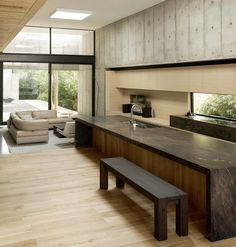 Concrete Box House - Robertson Design 7