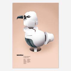 Mogwai / 2011 - Borja Bonaque #mogwai #illustration #poster