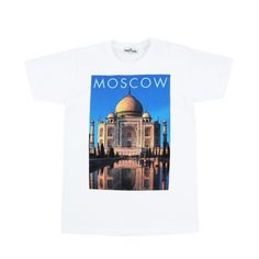 "colette PARIS NORD T Shirt ""Moscow"" #paris #nord #tshirt #fashion #moscow"