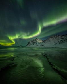Wonderful Landscapes of The Lofoten Islands by Kim Jenssen