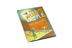 Nobrow – The Wolf's Whistle #illustration #book #typography