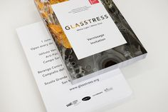 Glasstress White Light / White Heat — Venice Biennale on Behance #cover #layout #magazine