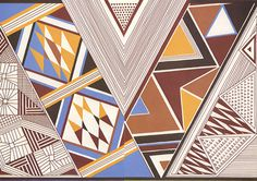 afrian patterns