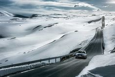 Stunning Automotive Photography by Patrick Curtet