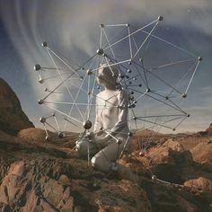 Synaptic Stimuli #rods #balls #space