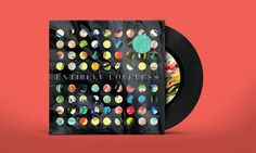 Anti Grandpeople: Rumble in Rhodes / on Design Work Life #packaging #music