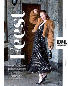 DM magazine (Bruxelles / Brussel, Belgique / Belgium) #cover #magazine