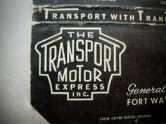 All sizes | The Transport Motor Express | Flickr - Photo Sharing!