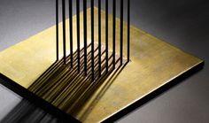 DesignApplause | wright13-bertoia12 #bertoia #sculpture #art
