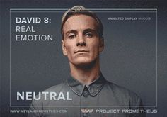 david-real-emotions.gif (400×280) #weyland #david #prometheus #8