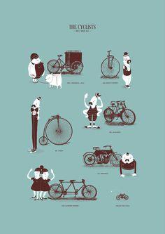 Illustration Collabs on Behance #illustration #poster