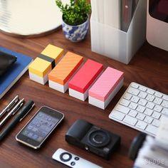 nico (ニコ) / Sushi Memo Block #scope #design #sushi #notes #notebook