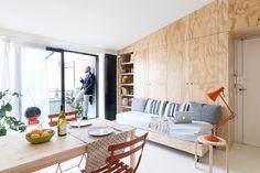 28 sqm apartment in Milan