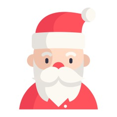 See more icon inspiration related to christmas, user, avatar, santa claus, xmas and Father Christmas on Flaticon.