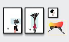"500 Seashells :: Exhibition - La Paz, México Posters 24x32"""