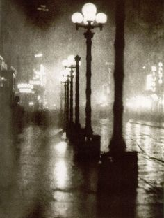 Masters of Photography: Alvin Langdon Coburn #photography #white #black #and