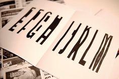 Traité de l'Idiotie contemporaine | Emmanuel Cook #emmanuel #design #cook #typography