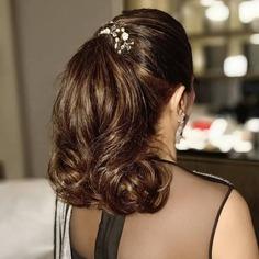 Balloonous Braid Hairstyle