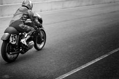 Classic Series 2013 Volume II on Behance #white #black #track #bike #motorcycle #race