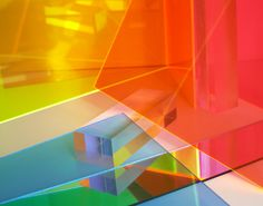 Neo II #plexiglass #geometric #art #reflection #light #shadow