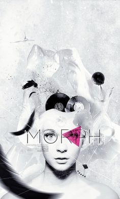 MORPH - discover your music on the Behance Network #illustration #graphic