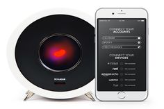 Ever need an assistant? Bonjour is an adaptive, artificially intelligent alarm clock that uses modern-day technology to perform your morning