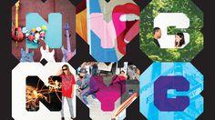 New York City Wolff Olins #wolff #olins #identity #branding