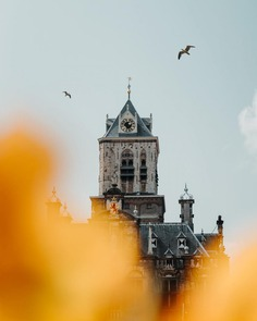 Striking Urban and Street Photos in Holland by Bas Verhoeven