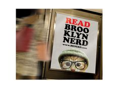 Brooklyn Nerd #nerd #ipad #advertising #editorial #brooklyn
