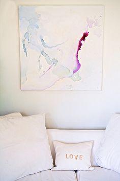 aquarelle maison | sfgirlbybay #interior #design #decor #deco #decoration
