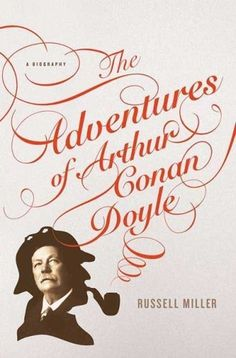 The Book Cover Archive: The Adventures of Arthur Conan Doyle, design by Rob Grom #book #book cover #cover