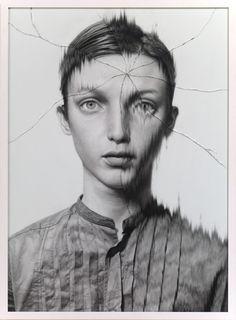 Taisuke Mohri | PICDIT #glass #drawing #art