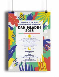 posters, design, colour, pattern