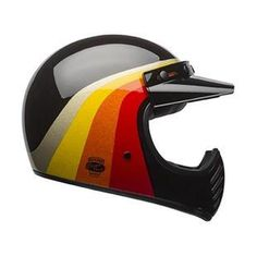 See See Motor Coffee Co – Bell Moto 3 Helmet Collection #moto #helmet #thicklines