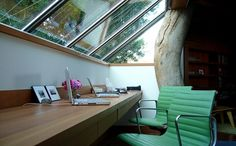 Obie Bowman House at The Sea Ranch « The Mid-Century Modernist #workspace